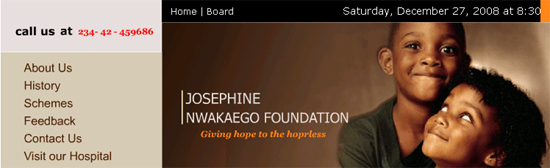 Josephine Nwakaego Foundation