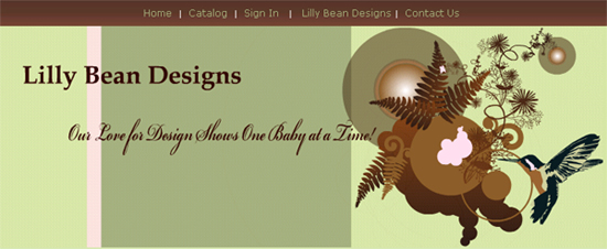 Lilly Bean Designs